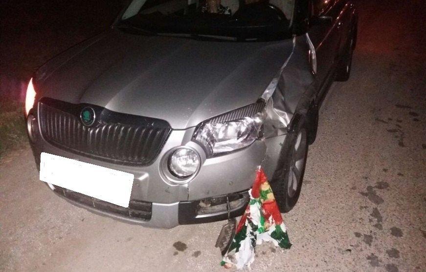 ВКрасноармейском районе Кубани женщину сбили сразу два автомобиля
