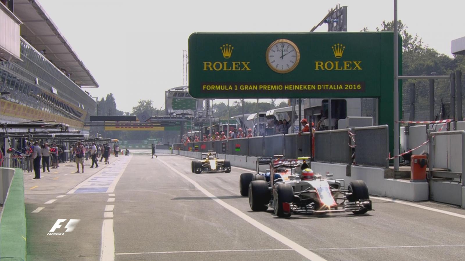 Квят занял семнадцатое место вквалификации Гран-при Италии