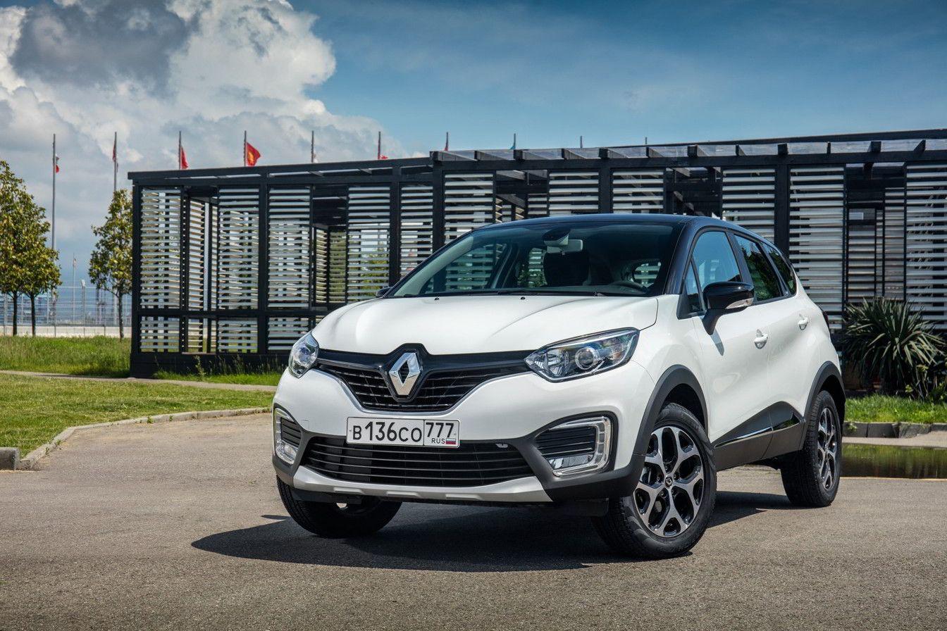 ВРФ увеличились продажи новых легковых авто