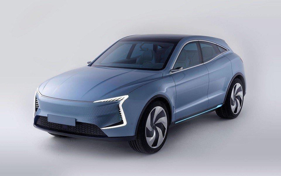 Первые прототипы электрокаров компанииSF Motors— соперников Tesla Model X