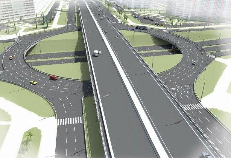 К 2024 году в Краснодаре должны построить развязку на Старокубанской