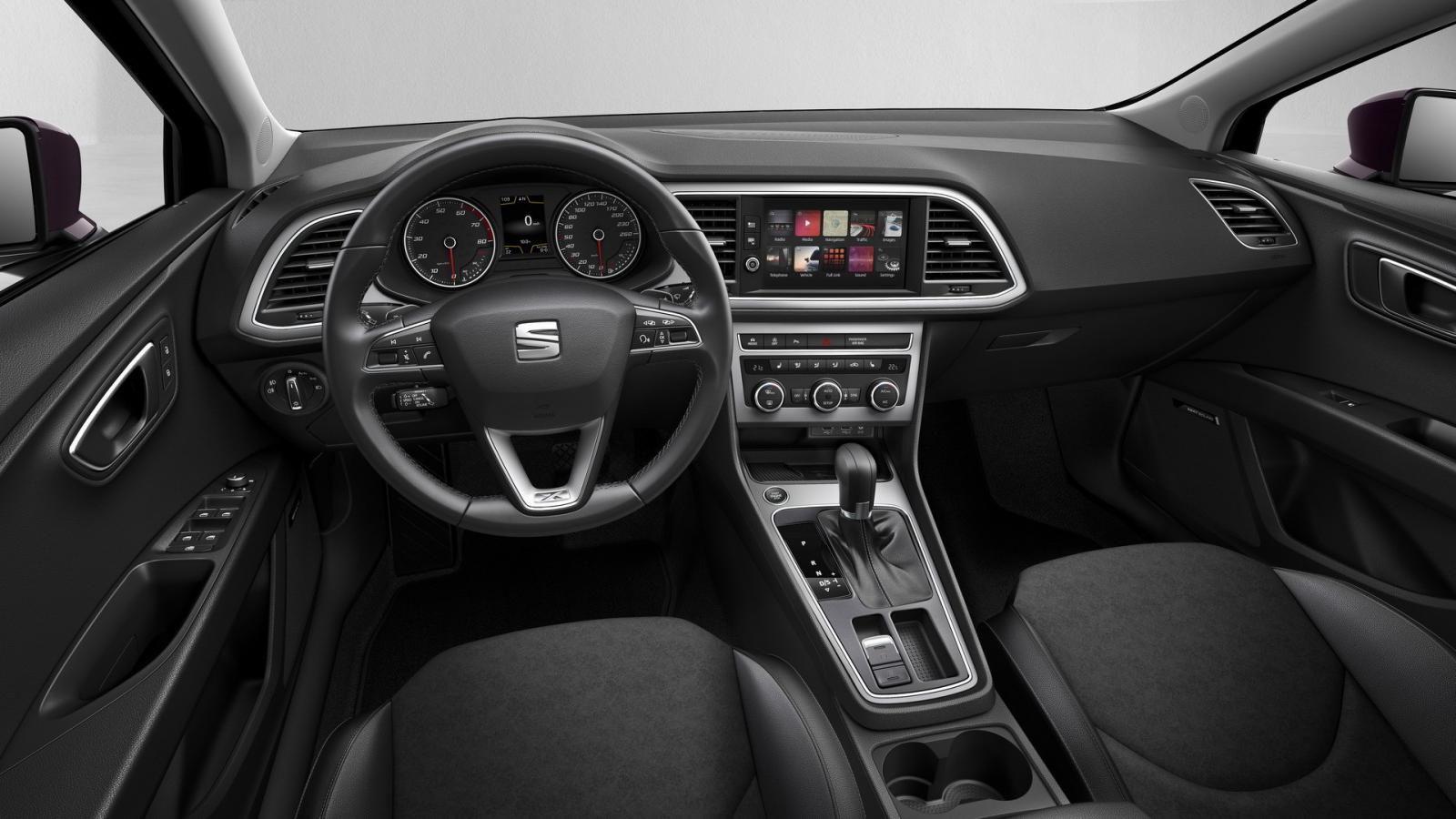 Представлен SEAT Leon 2017 модельного года