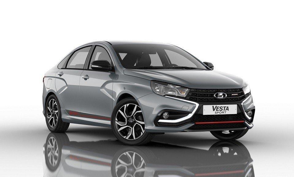 «АвтоВАЗ» представил новейшую Лада Vesta Sport