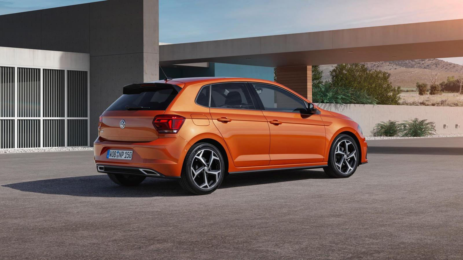 Volkswagen Polo сменил платформу и стал самым большим в истории