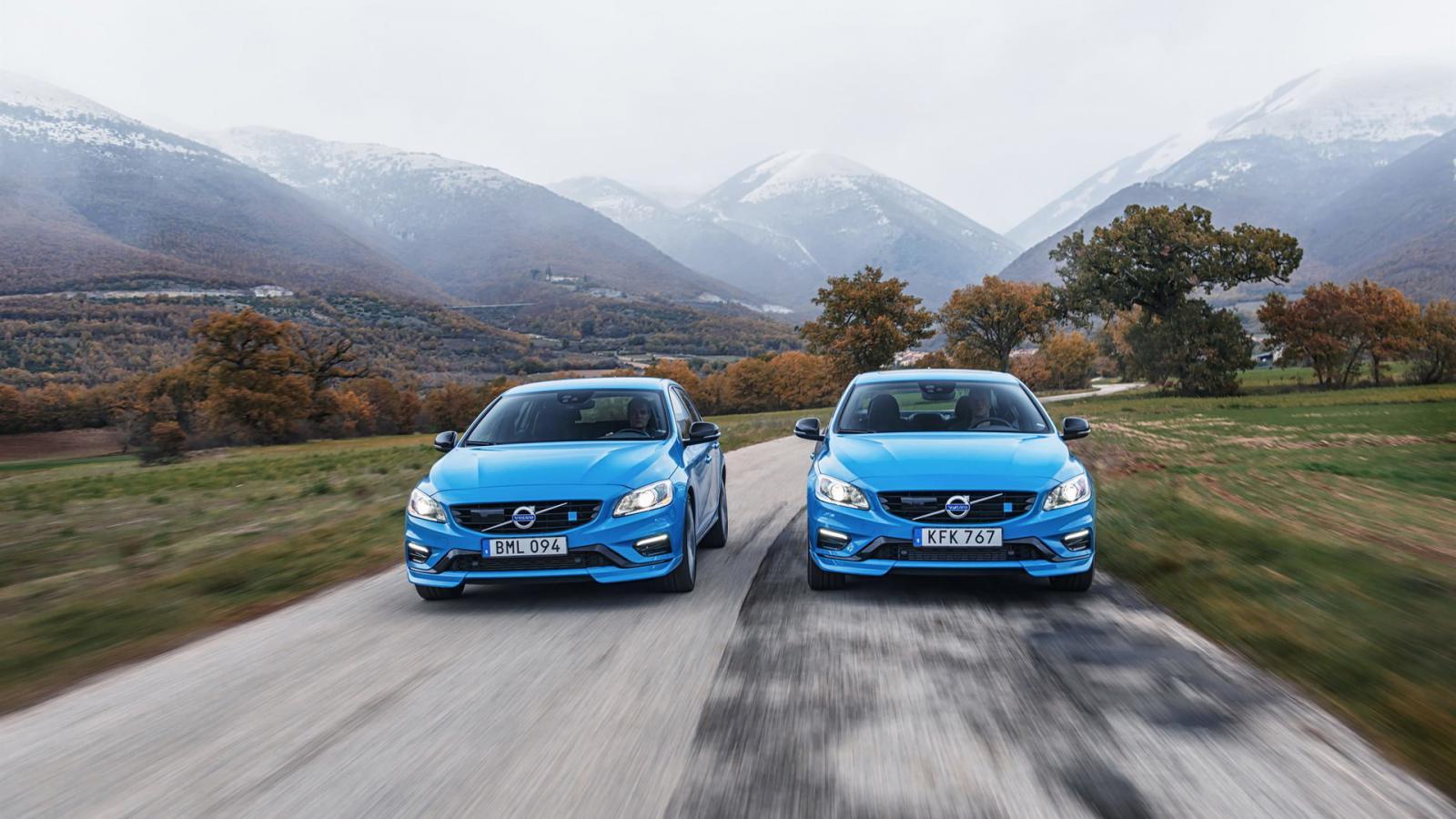 Polestar показал самые быстрые Volvo в истории