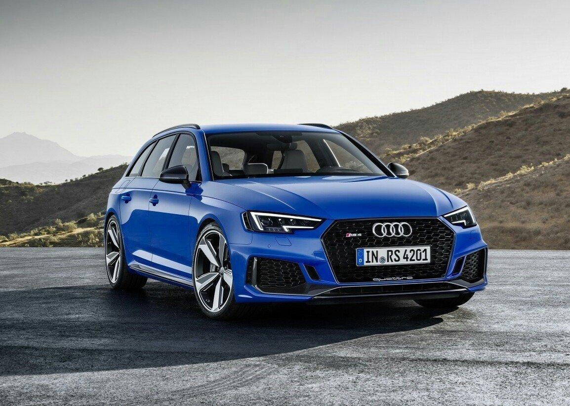 Audi назвала рублёвые цены нановый универсалRS 4 Avant
