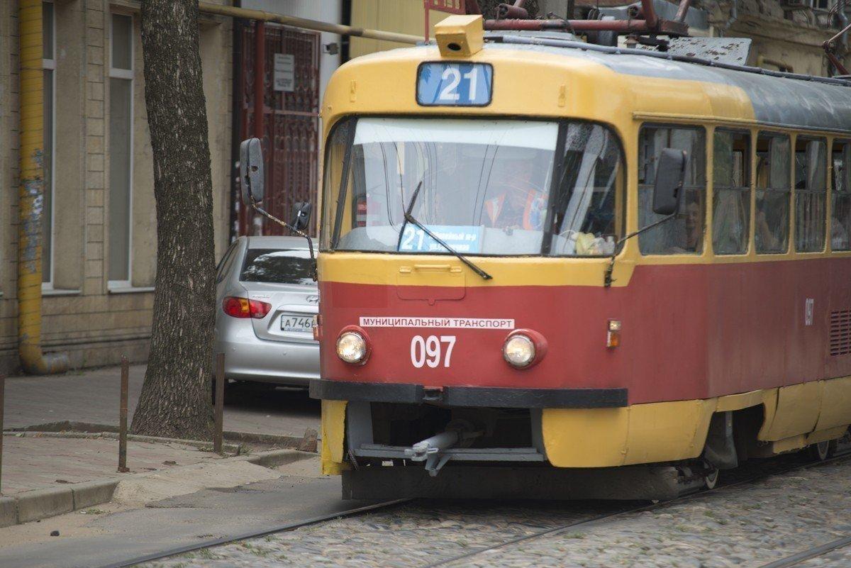 Трамваи начнут ходить поСадовому мосту вКраснодаре с7ноября