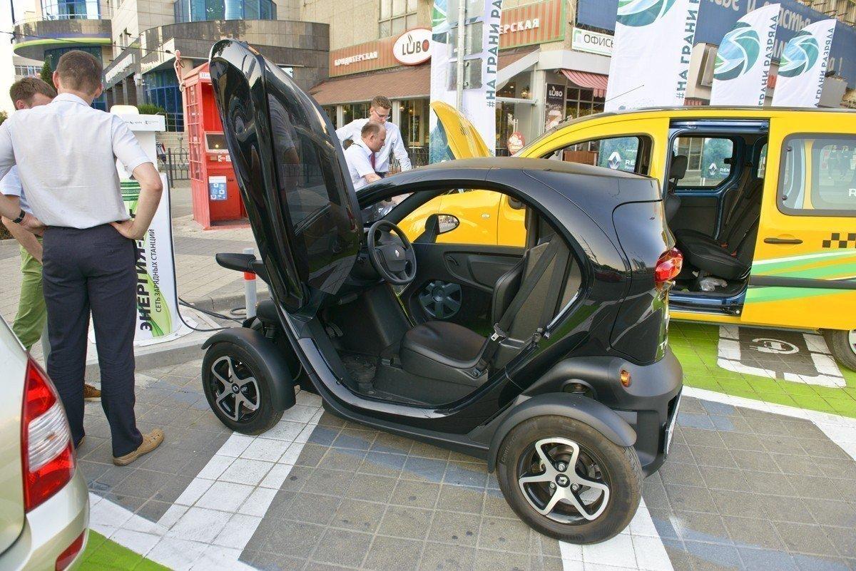 Кубанские владельцы электромобилей получат преференции врамках краевой программы