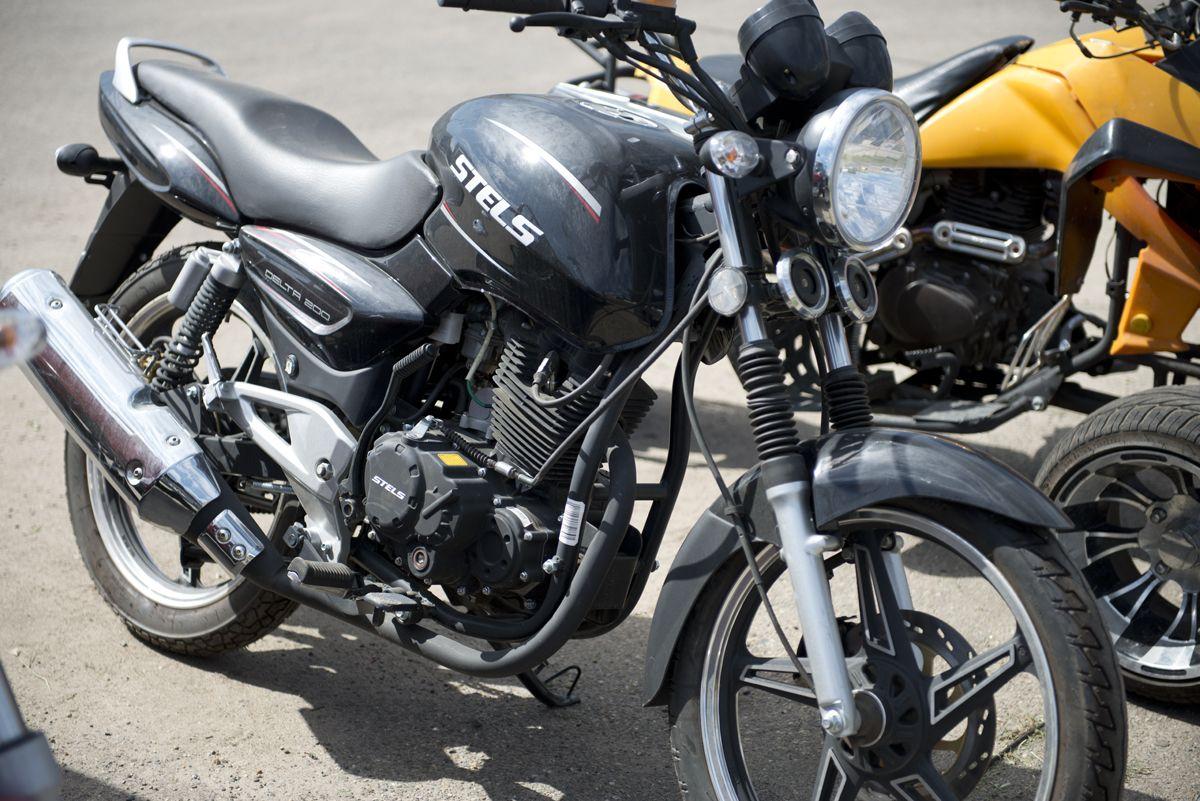 Рынок мотоциклов в Российской Федерации уменьшился втечении следующего года на40%