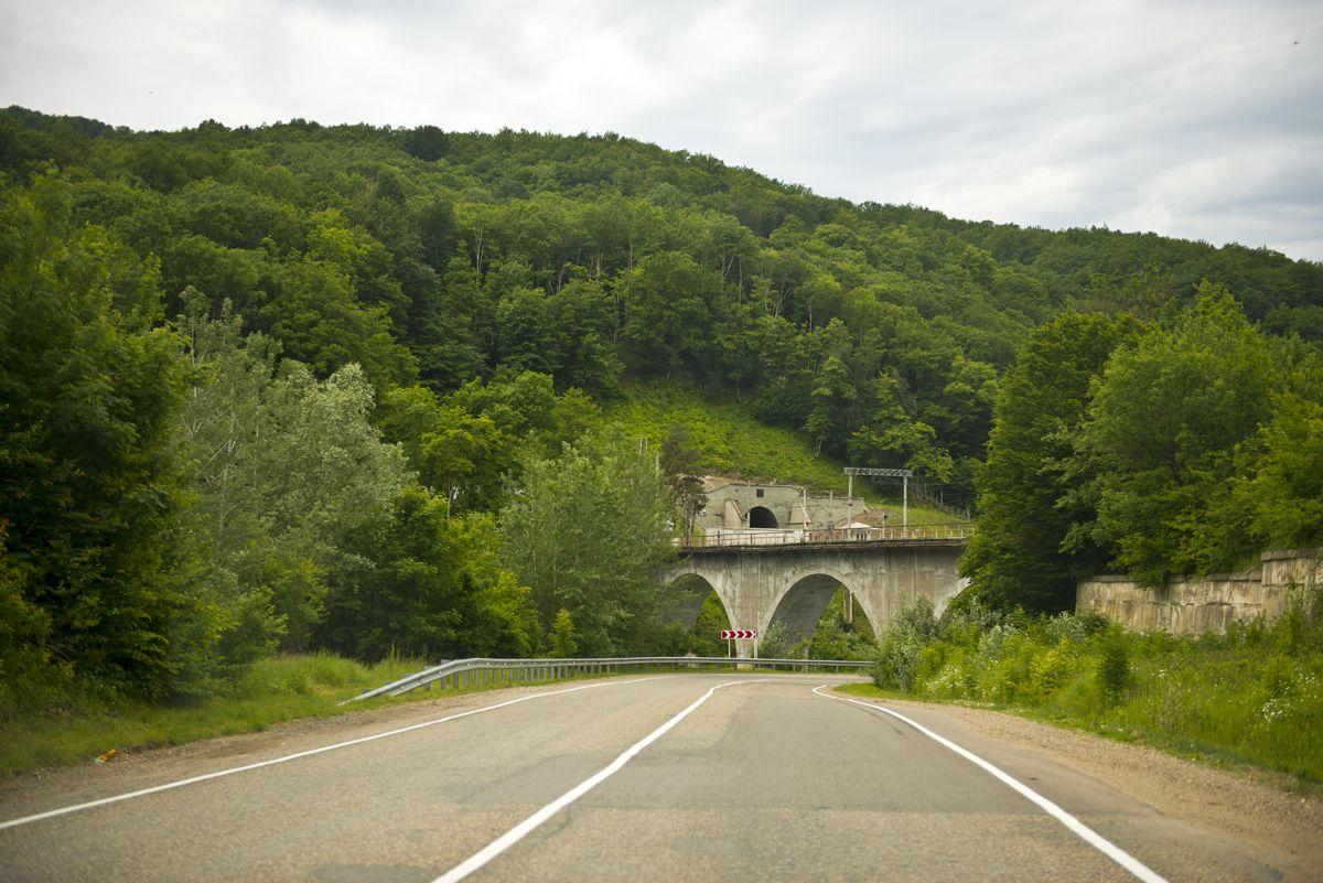 Новая дорога кморю: через Шаумянский перевал построят платный туннель
