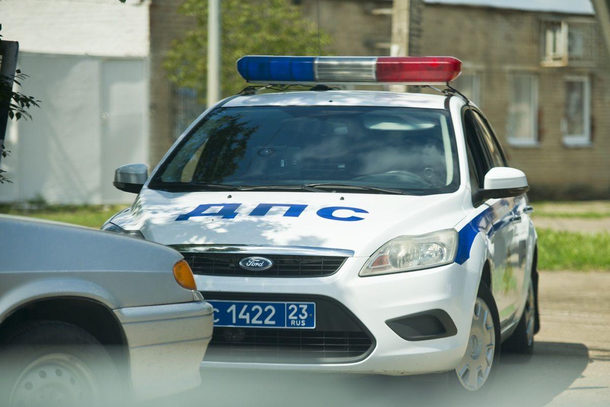ВРостовской области нетрезвый сотрудник Гибдд спровоцировал массовое ДТП