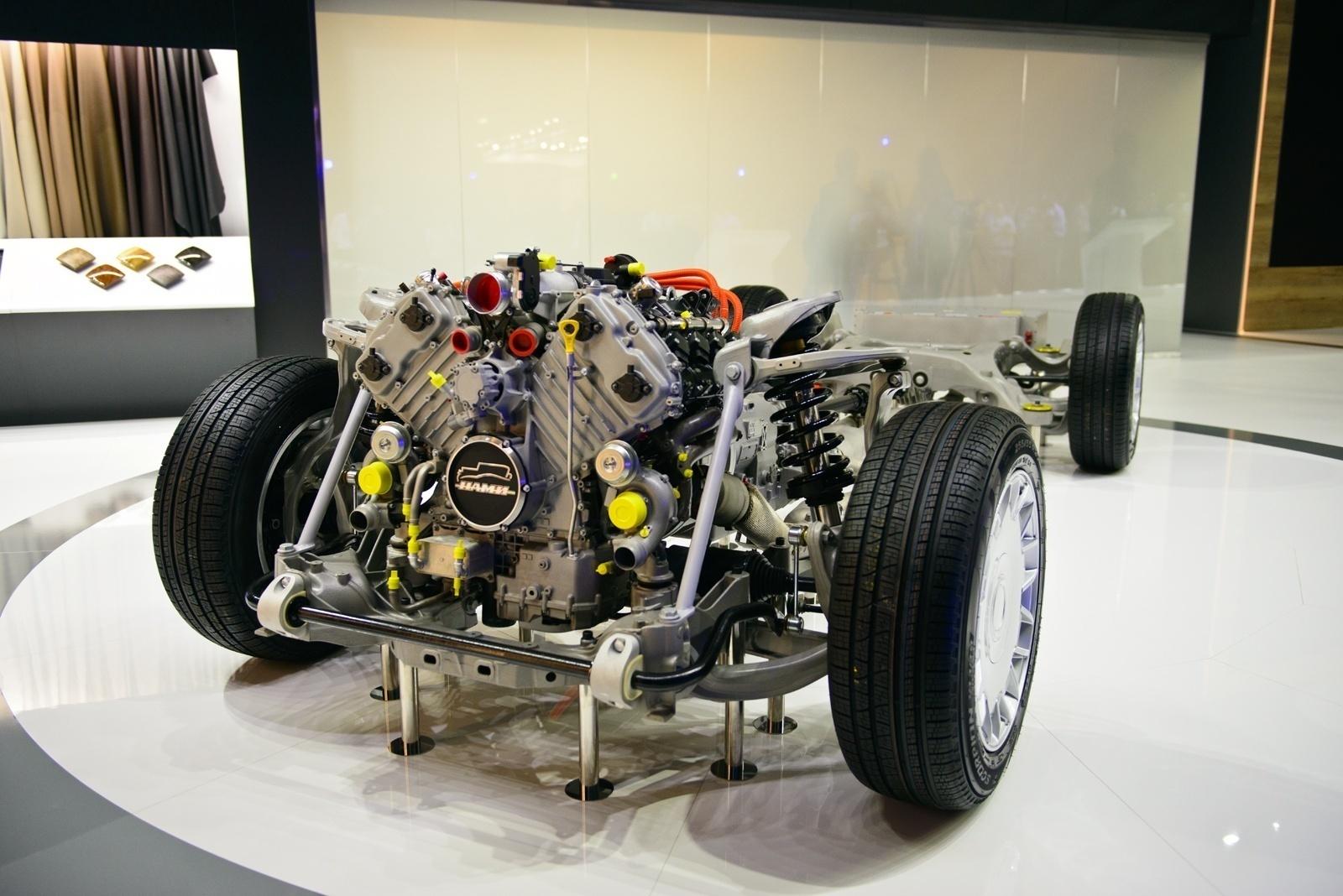 Мотор Aurus адаптируют для нужд малой авиации