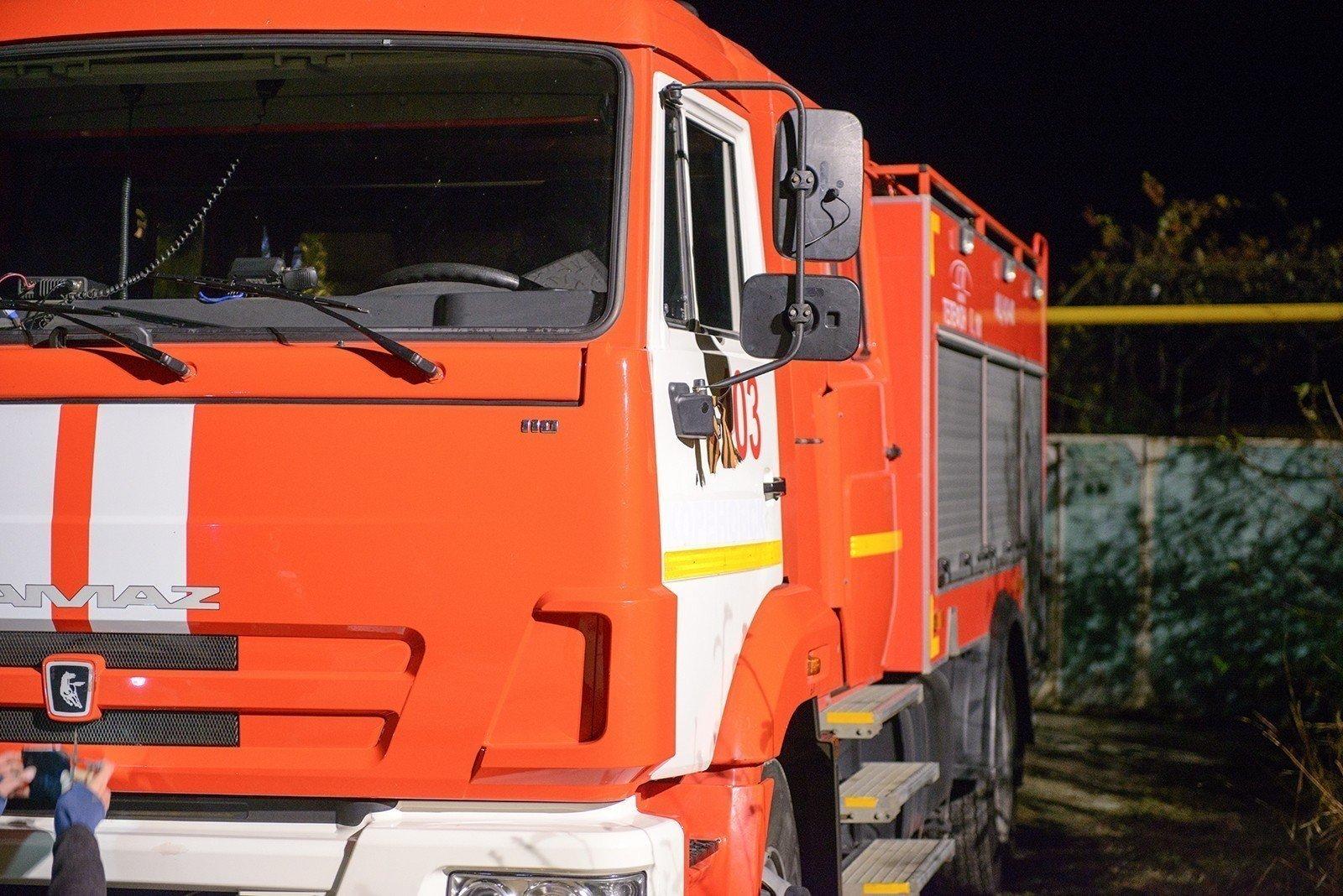 ВБелореченском районе опрокинулась автоцистерна сфосфорной кислотой