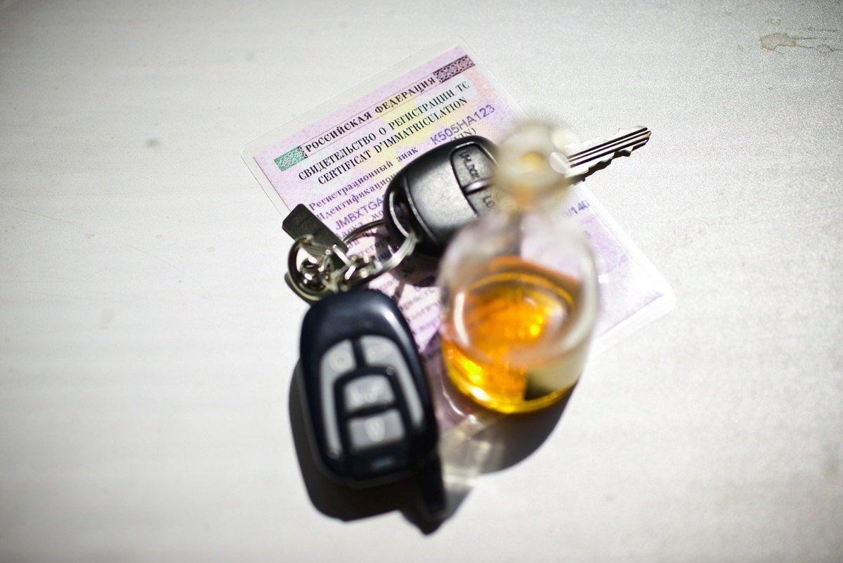 МВД желает ужесточить наказание заотказ водителя отпроверки на спирт