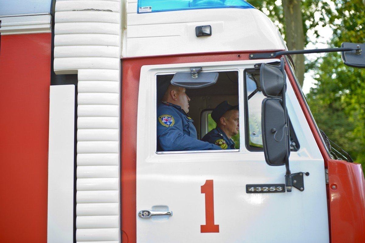 НаКубани погибли шофёр ипассажир загоревшегося после ДТП автомобиля
