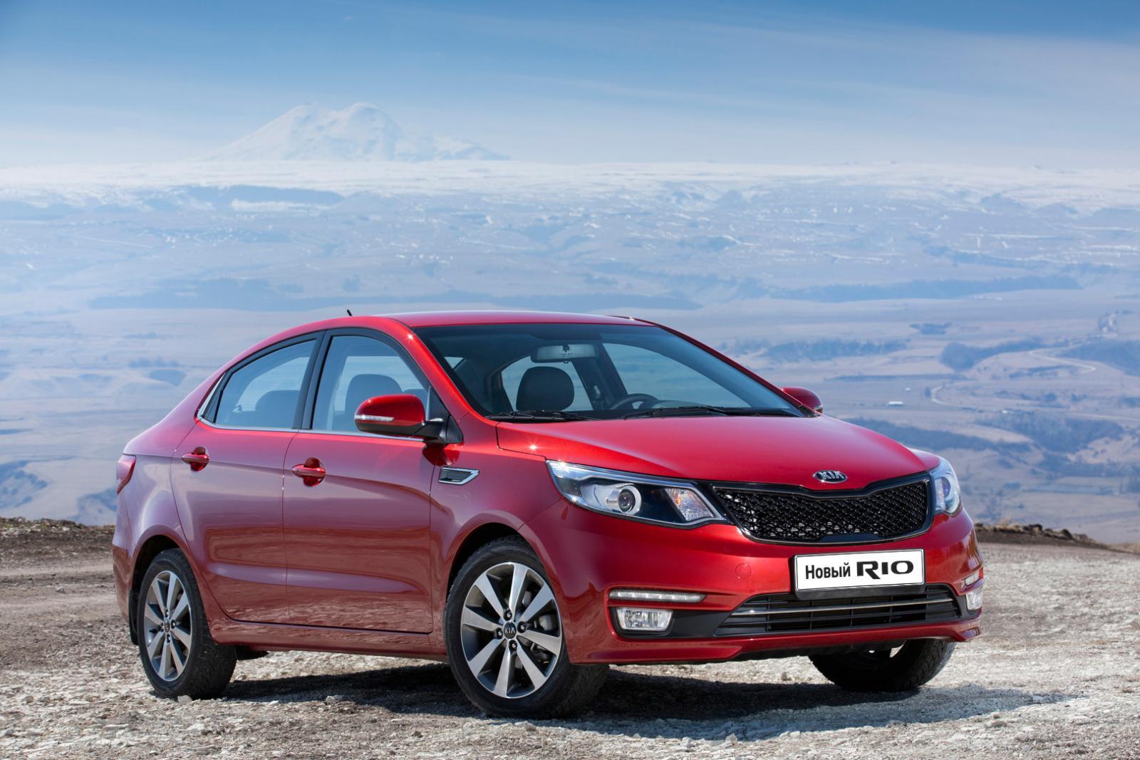 Продажи новых машин в Российской Федерации взлетели на18,6%
