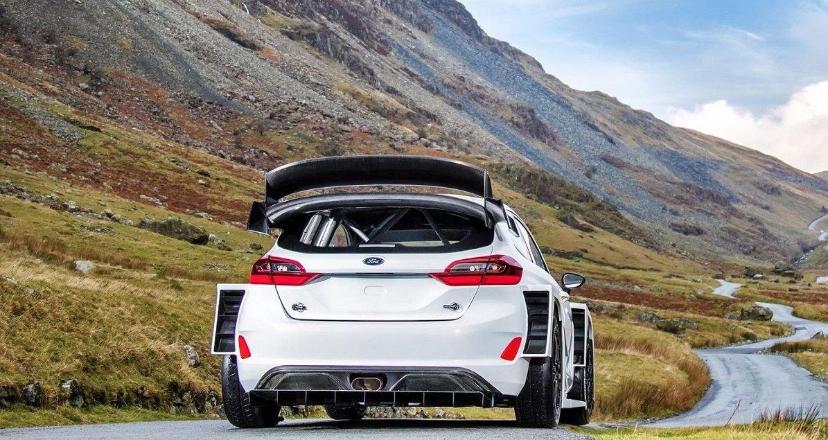 Новая Форд Fiesta WRC прибавила «мышечной массы»