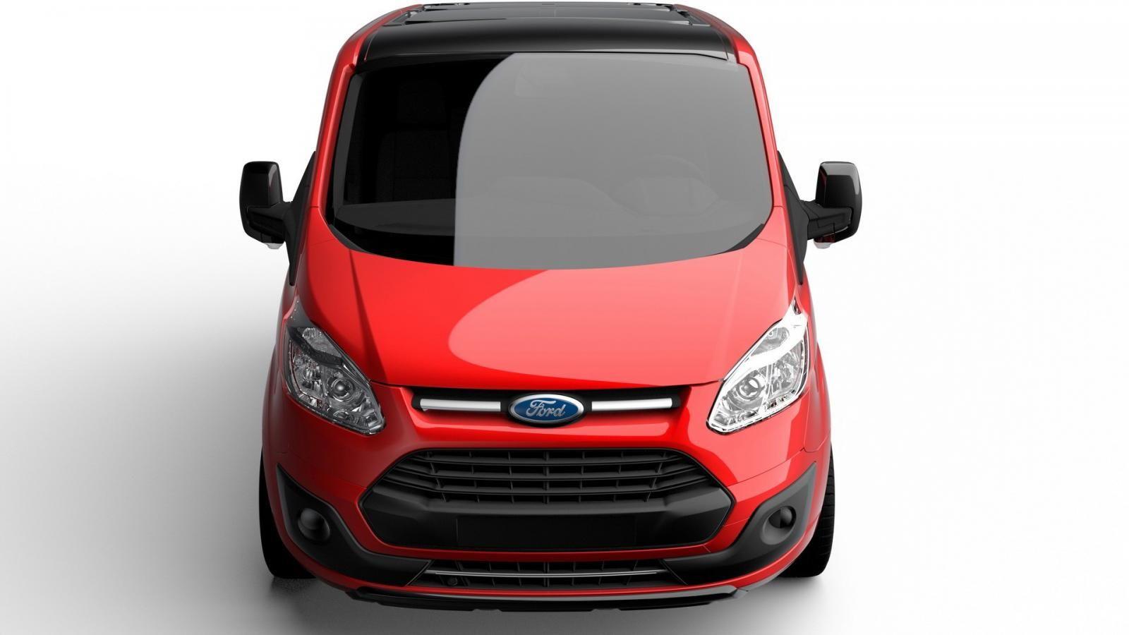 Форд назвала русские цены наTransit Custom иTourneo Custom