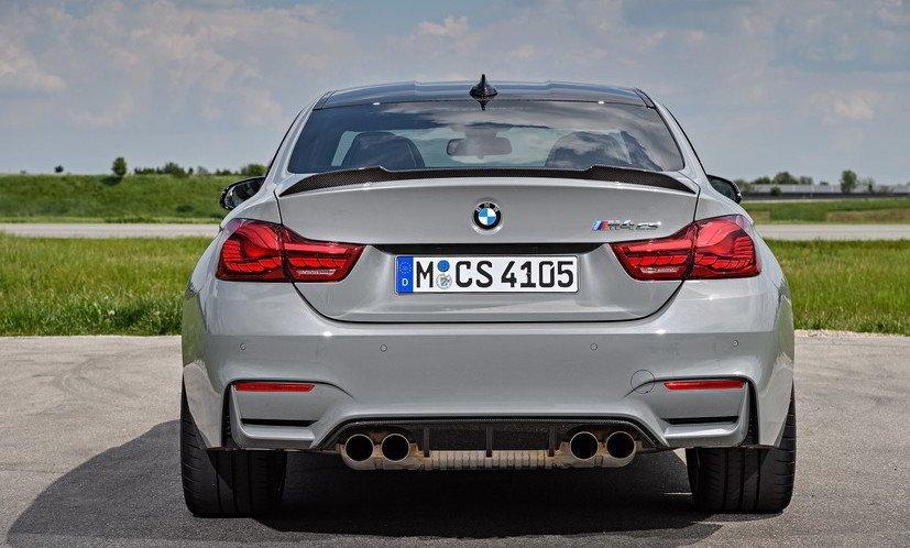 BMW M4 CSбудет стоить более 7 млн рублей