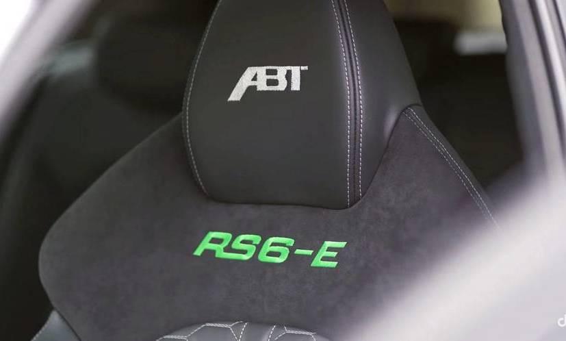Профессионалы изABT оборудовали Ауди RS6-E Avant 1000-сильным агрегатом