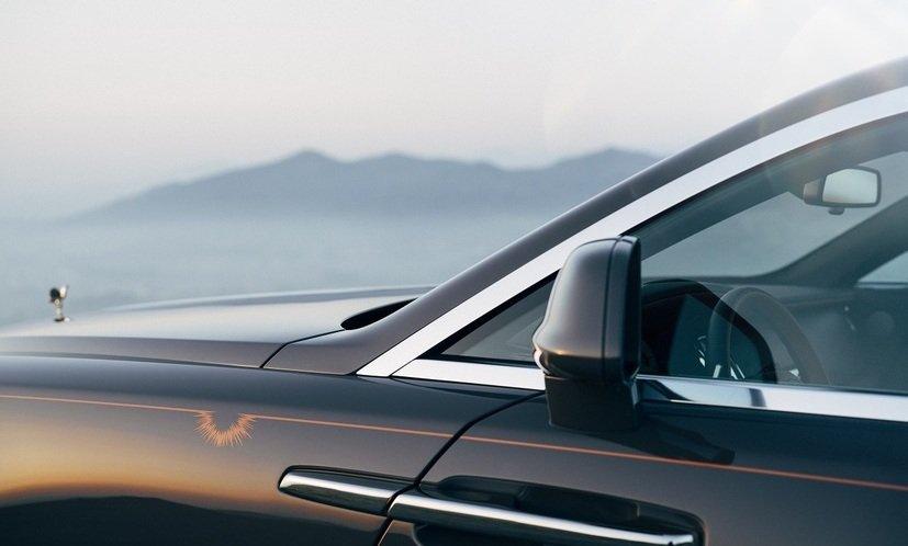Роллс Ройс выпустит 55 эксклюзивных купе Wraith