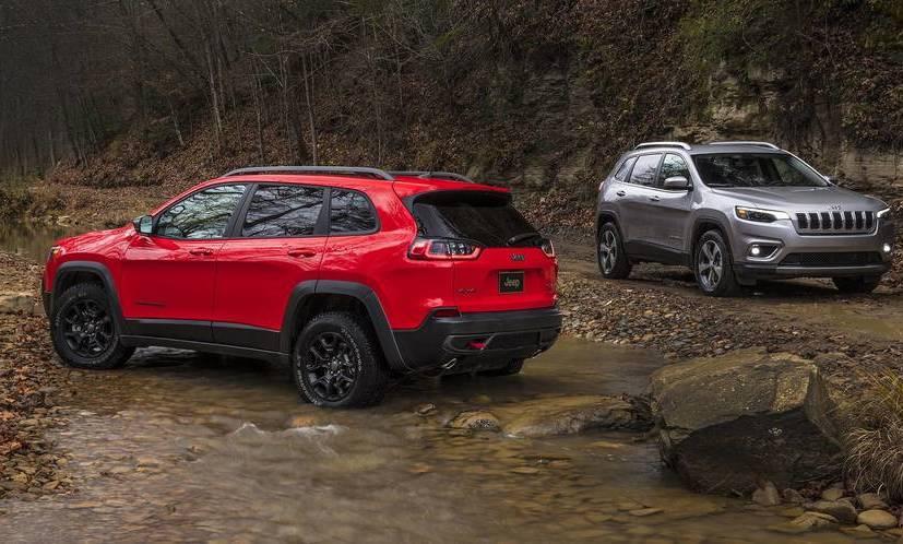 Улучшенный кроссовер Jeep Cherokee 2019 получил новый двигатель