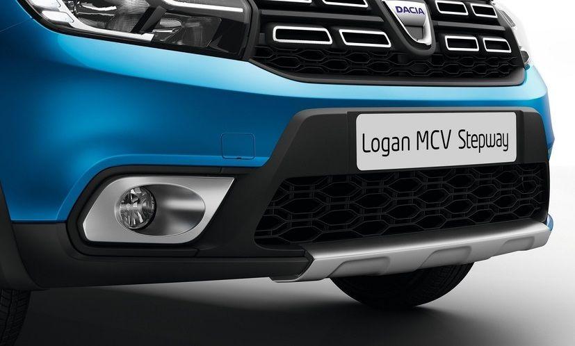 Новый джип Дасиа Logan MCV Stepway создали вкомпании Рэно