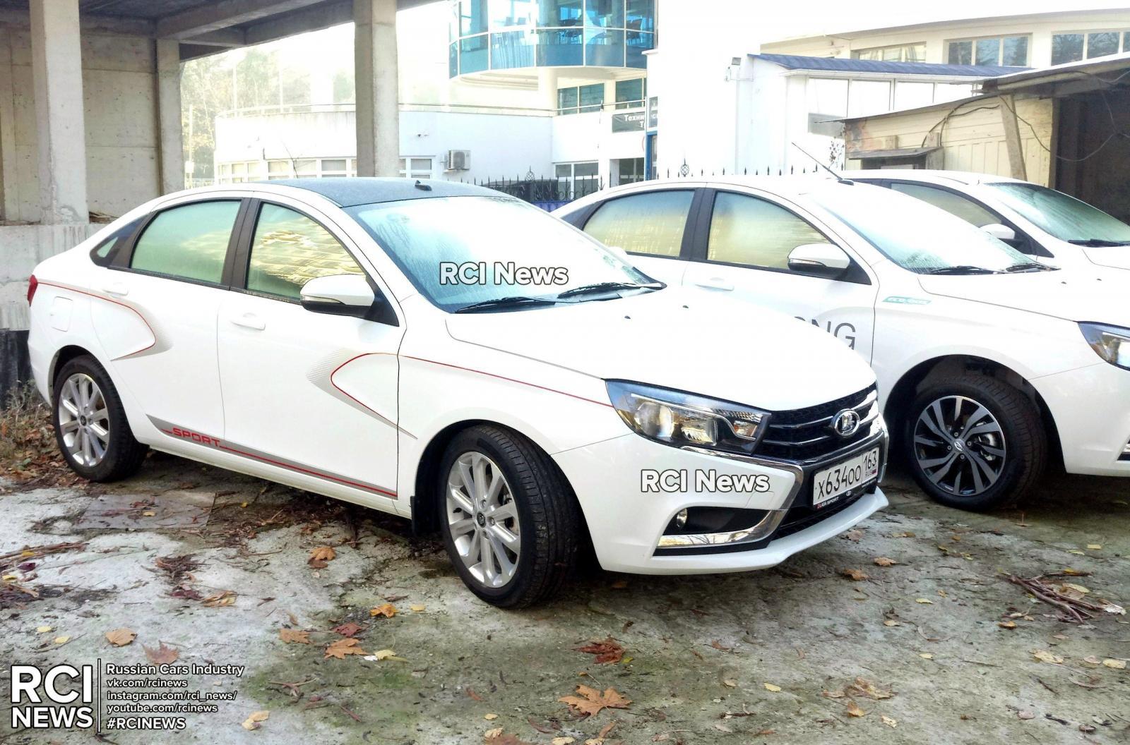 «Ижавто» передаст производство Лада Granta Liftback заводу вТольятти