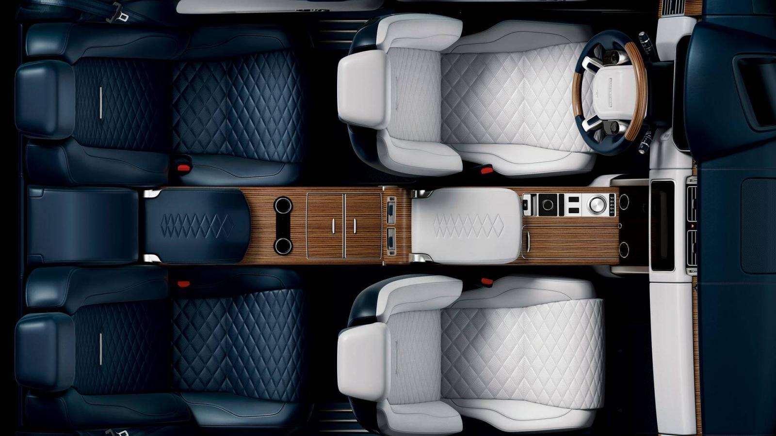 Ленд Ровер продемонстрировал тизер Range Rover вкузове купе