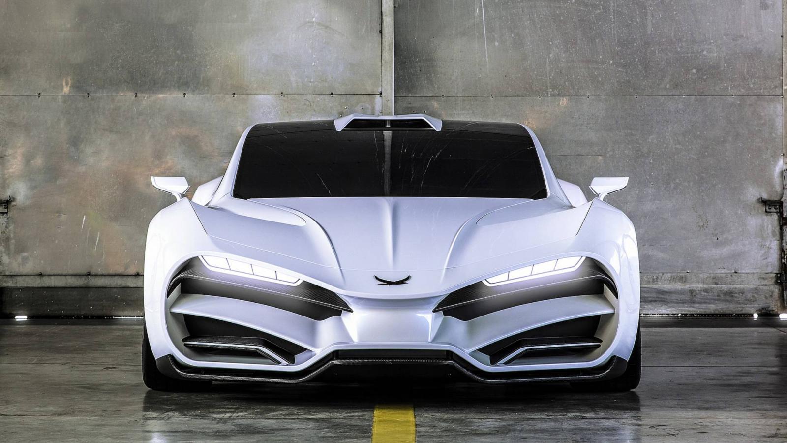 В Австралии создали конкурента Bugatti Chiron