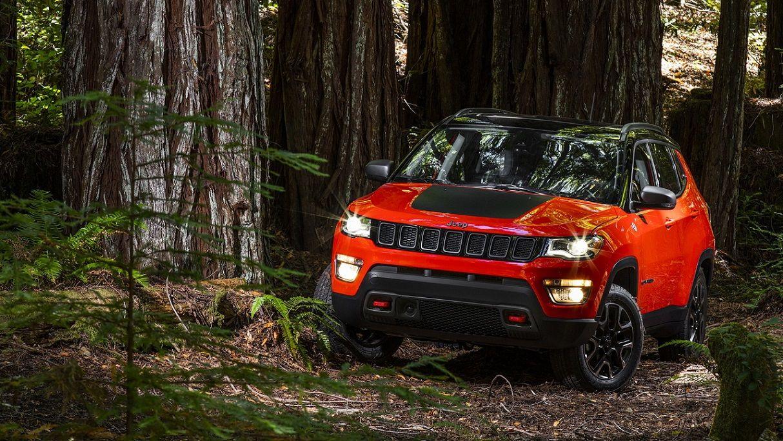 Jeep продемонстрировал новый джип Compass