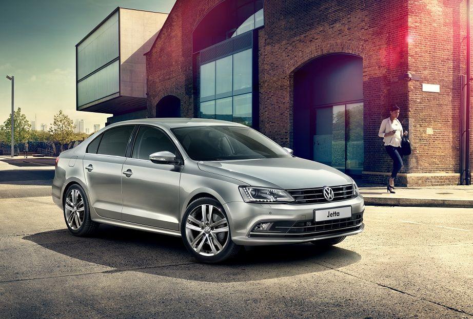 Новый седан VW Jetta: первое официальное изображение