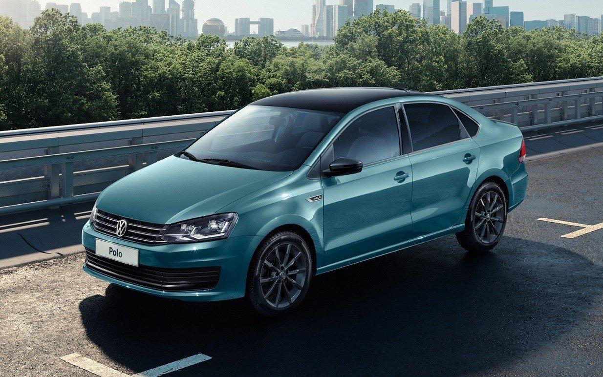 Volkswagen Polo для рынка России получил новую версию Connect