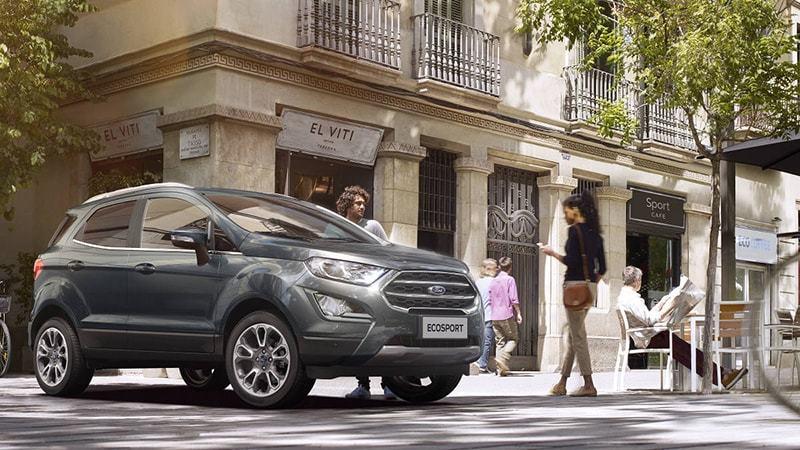 Новый Форд  EcoSport оценили в959 000 руб.