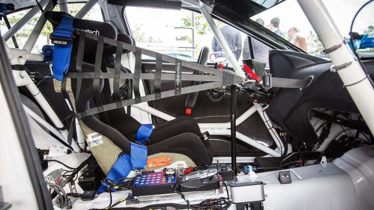 Гоночный Субару WRX STI стал быстрейшим седаном Нюрбургринга