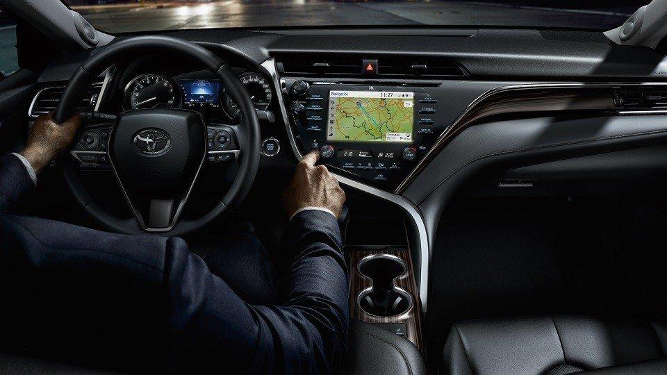 Новая Toyota Camry для России: свежая информация