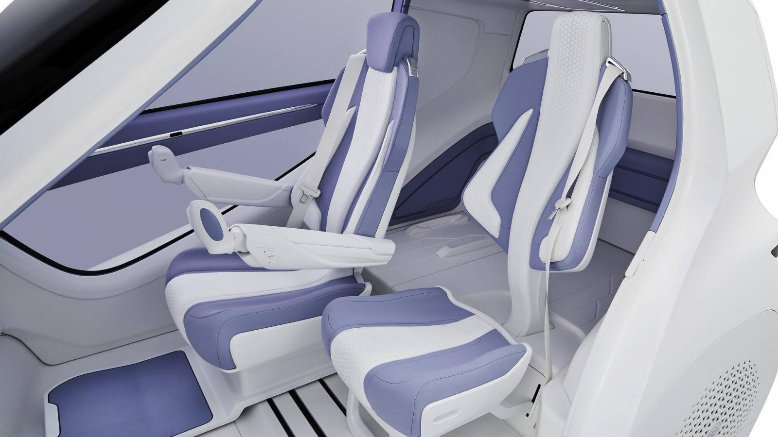Тоёта представила электромобиль для людей сограниченными возможностями