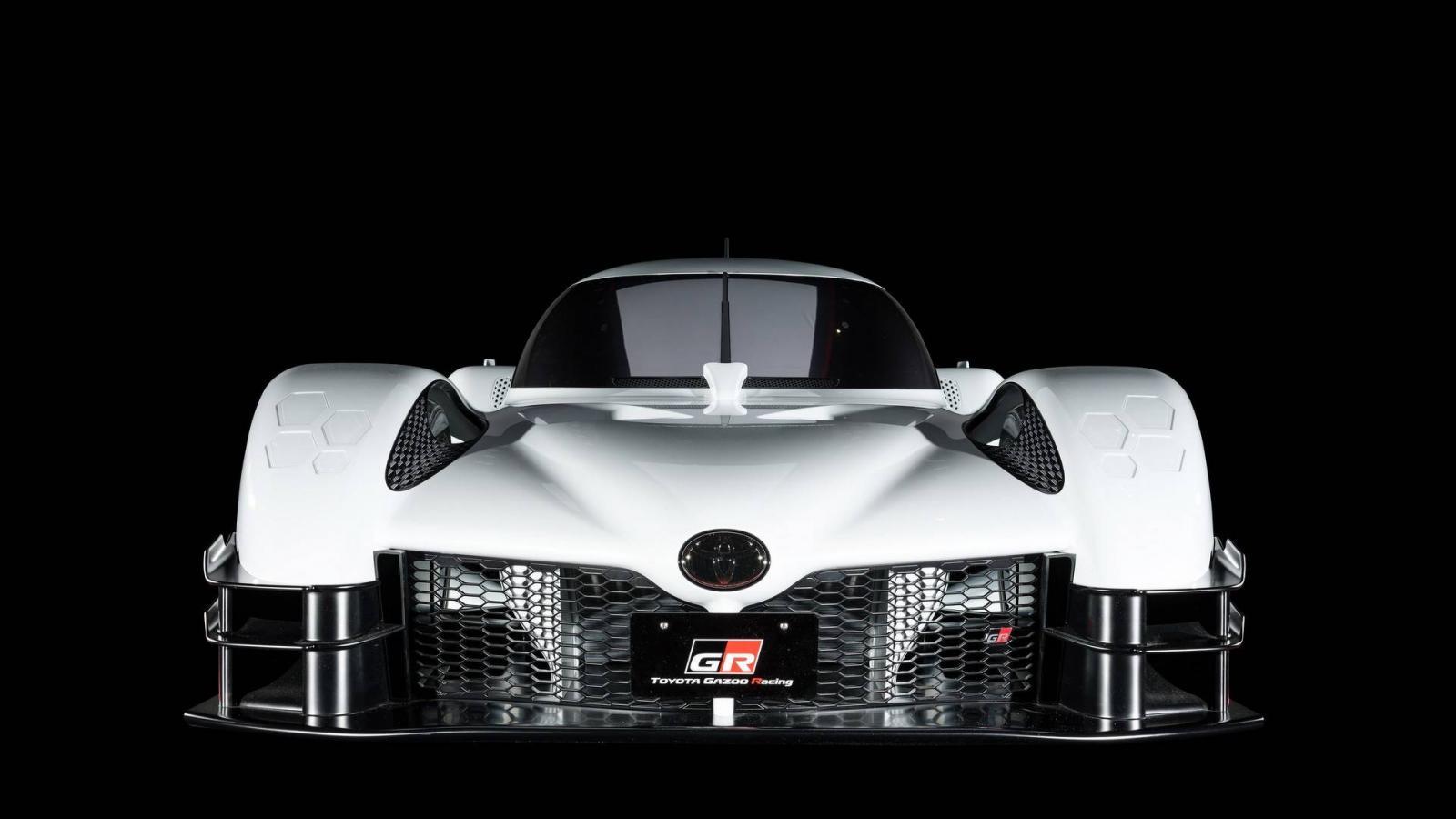 Тоёта рассекретила 1000-сильный гибридный суперкарGR Super Sport Concept