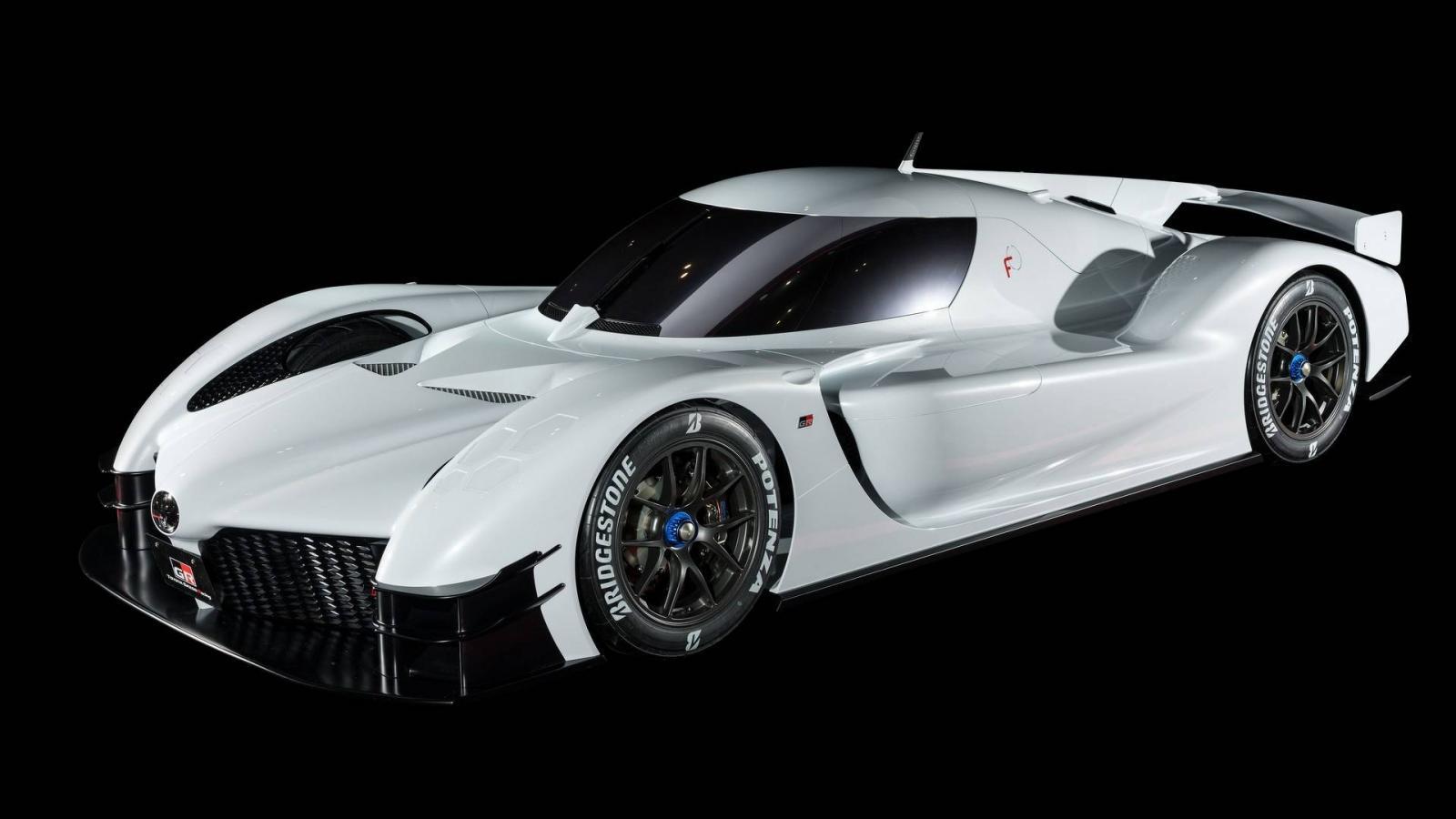 Toyota рассекретила 1000-сильный гибридный суперкарGR Super Sport Concept