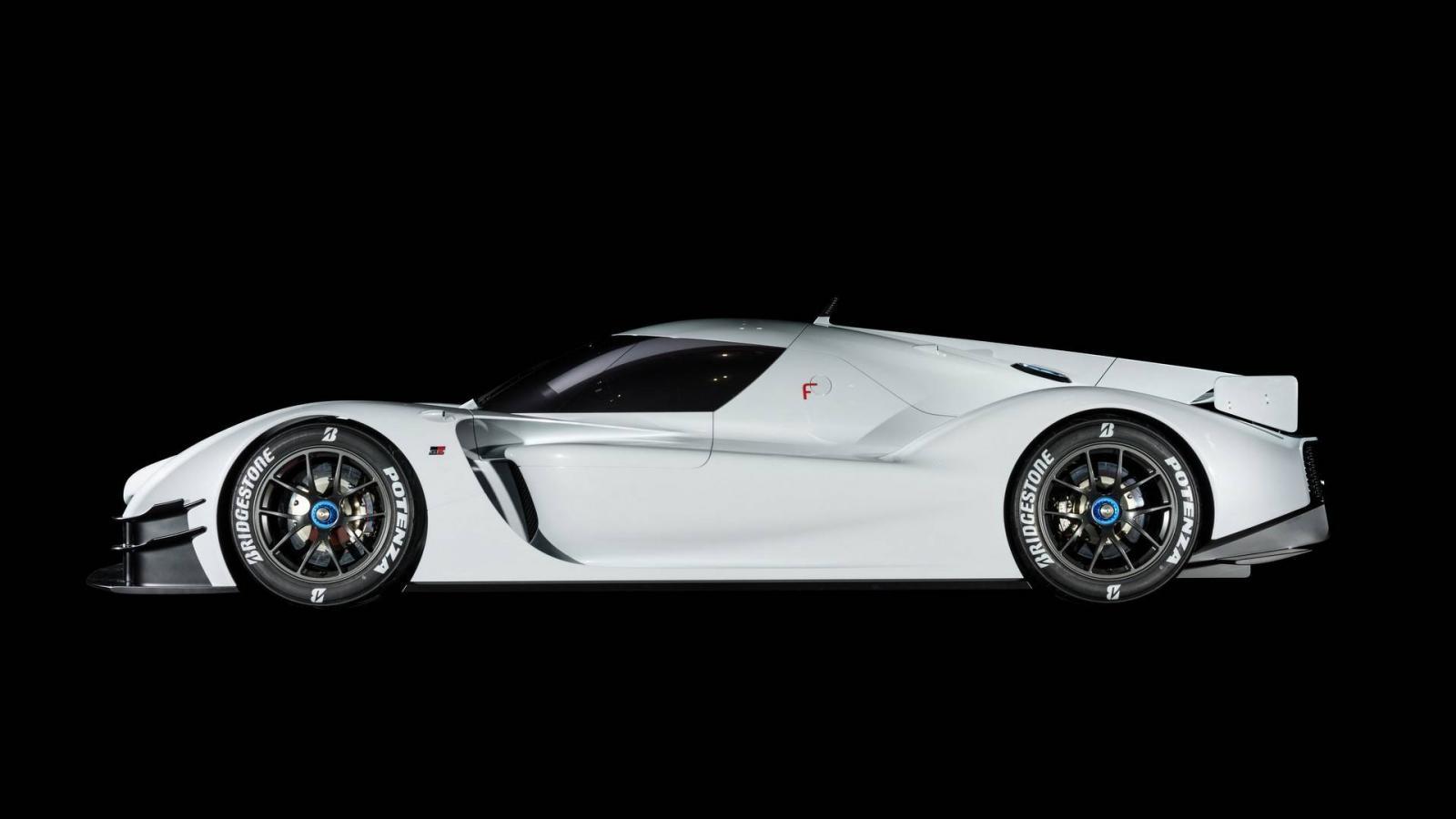 Компания Toyota рассекретила концепт GR Super Sport Concept