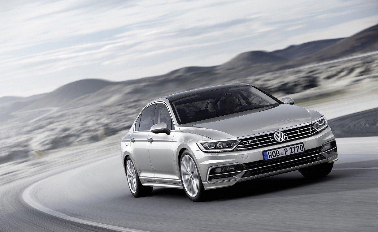 Volkswagen Passat получил новую комплектацию Life Plus